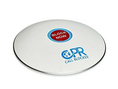 CPR Call Blocker Shield - 1500 Number Capacity - 2000 Nuisance and Scam Numbers