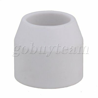 Air Plasma Cutter Cutting Spare Parts Consumable for P80 Torch White