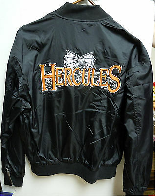 HERCULES The Legendary Journeys TV SHOW Vintage Cast Crew PROMO Jacket Small NEW