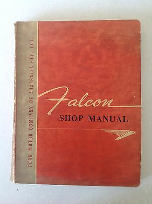 Ford Falcon workshop manual