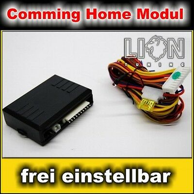 Comming Home / Leaving Home Modul Universal Renault Clio Megane Twingo Master