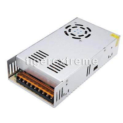 DC 12V 33A 400W Universal Regulated Switching Power Supply for LED Strip CCTV UK