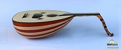 Turkish Quality Mahogany And Maple String Instrument Oud Ud AO-103M