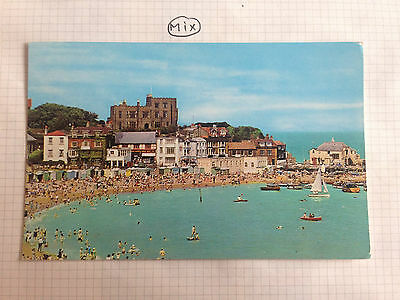 The Harbour Broadstairs Vintage Postcard