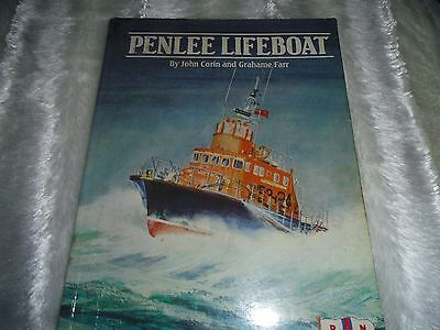 Penlee Lifeboat History of the Penlee and Penzane Farr Grahame Paperback RNLI