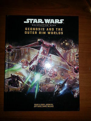 Star Wars - Geonosis and the Outer Rim Worlds Nuovo