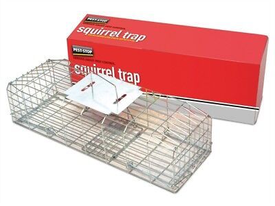 Pest-Stop Systems - Squirrel Cage Trap 24in - PRCPSSCAGE