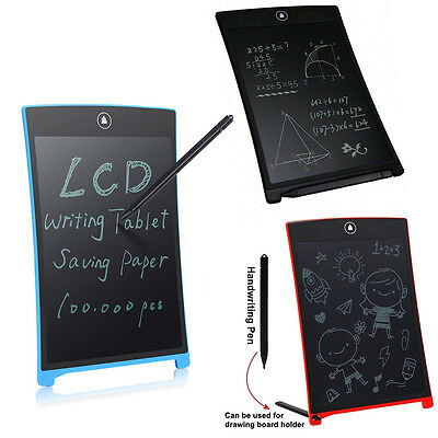 NEW Digital LCD Writing Board Paperless Tablet Electronic Drawing Graphics Pad
