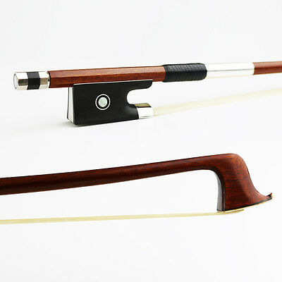 Special offer! NEW 4/4 Size Advanced Pernambuco Violin Bow Good Balance,Straight