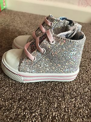 Size 3 Baby Girls Trainers