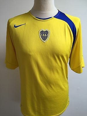 Boca Juniors Nike Third Away Football Shirt Large