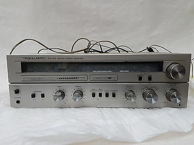 Realistic AM/FM Stereo Receiver