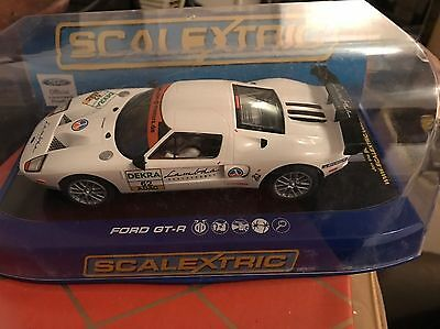 Scalextric C3290 Ford GT-R Lambda Racing