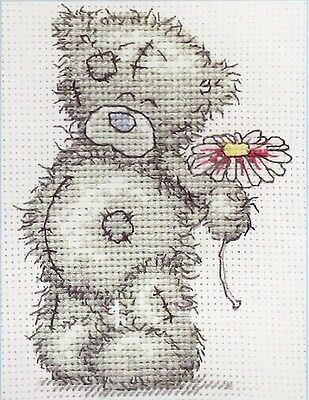 me to you / tatty teddy cross stitch chart only