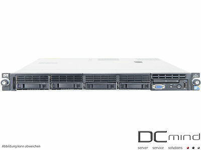 HP ProLiant DL360 G7 Server, 2x Intel X5675 6x 3.06GHz, 64GB RAM, 600GB SAS