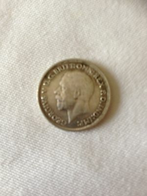 George V Silver Sixpence 1935