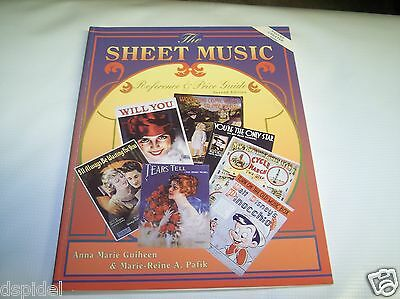 2nd Edition Sheet Music Reference & Price Guide