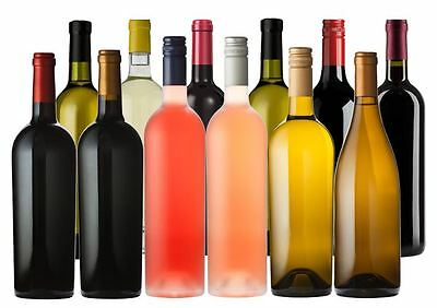Mystery Mixed Premium Wine Case 12 x 75cl