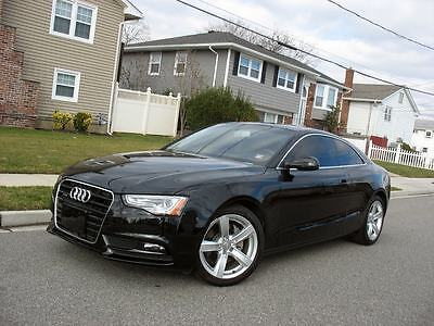 2015 Audi A5 2DR Luxury Coupe ★★★2.0T Quattro, Extra Clean, just 7843 miles! Loaded, Runs/Drives great!! SAVE$