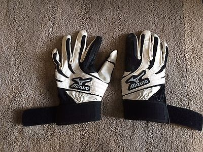 Mizuno Batting Gloves Size Medium