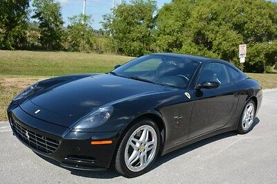 2008 Ferrari 612  2008 612 SCAGLIETTI - $314,731 MSRP NEW - FULL SERVICE HISTORY - FULLY OPTIONED