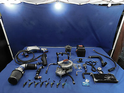 99 01 Ford Mustang Cobra 03 04 Mach 1 V2 Vortech Supercharger Blower Kit Used