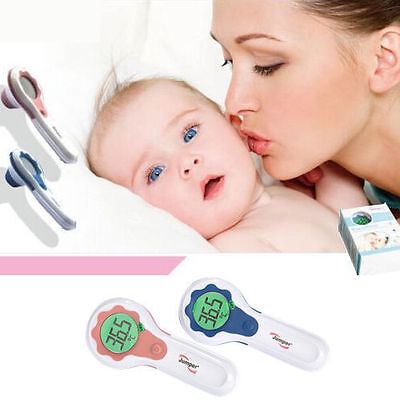 Contactless Infrared Thermometer Adult Kids Baby Milk Bottle Temperature Tester