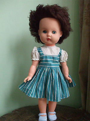 Vintage 1960's doll made in England