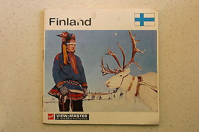 Viewmaster Reel C540 Finland