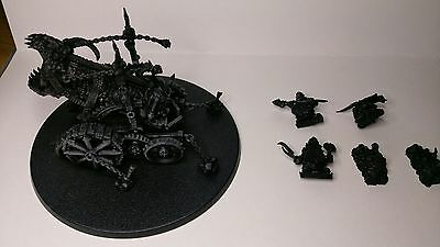 chaos hell cannon