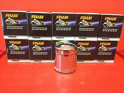 NEW Lot of 12 Fram PH6065B Oil Filter OE# 63796-77A 63798-99 63798-99A KN-170C