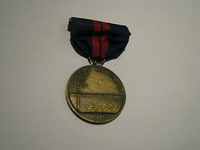 US Navy Haitian Campaign Medal marked 1083 on rim