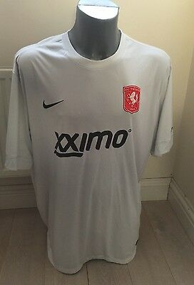 Authentic FC Twente Men's XXL Away Football Shirt 2013 ? NIKE EXC COND