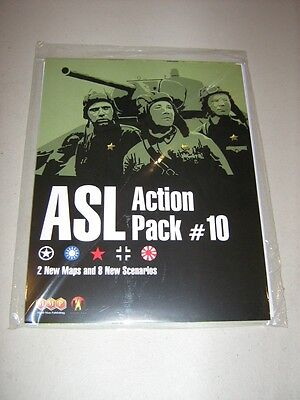 ASL: Action Pack #10 (New)