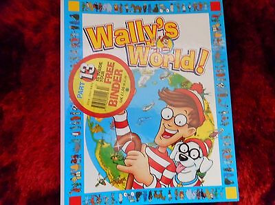 WALLY'S WORLD!, 2nd Binder with Magazines.