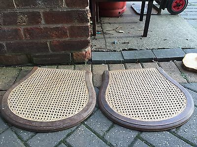 Pair Of Vintage French Seats