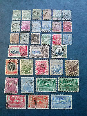 Barbados 33 Old   Stamps Used