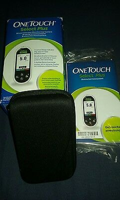 OneTouch.Blood Glucose Monitoring System..New