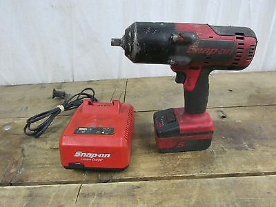 """Snap-On CT8850 1/2"""" 18V Impact Wrench w/ Charger"""