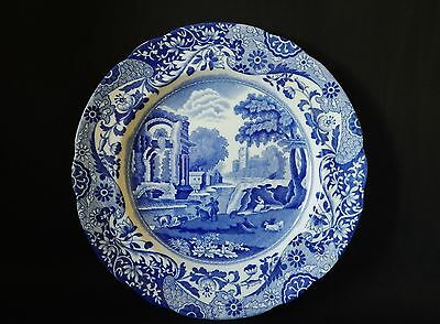 Copeland Old Stamp Italian 9 Inch Plate Great Condition