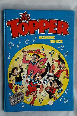 The Topper Book - 1992 Annual - 25 Years Old