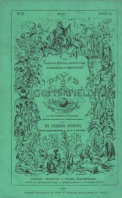 Artist Signed Phiz Charles Dickens David Copperfield