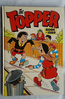 The Topper Book - 1989 Annual - 28 Years Old