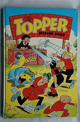 The Topper Book - 1987 Annual - 30 Years Old