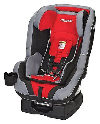 RECARO Roadster Convertible Car Seat in Redd Brand New Free Shipping!!