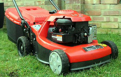 Mountfield SP480T self propelled petrol lawnmower with grass box (SEE VIDEO)
