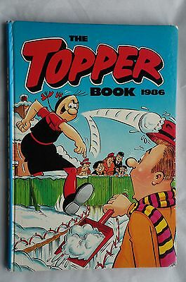 The Topper Book - 1986 Annual - 31 Years Old