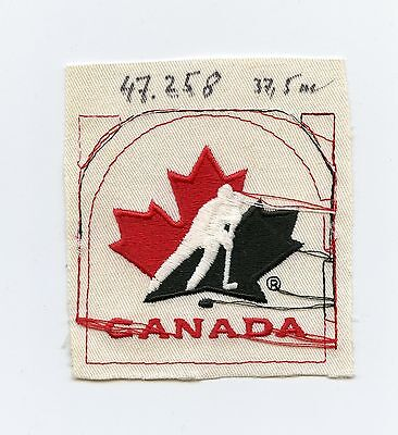 Team Canada HTF Vintage Hockey Patch Proof