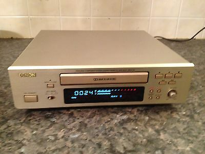 denon cassette player drr f100  excellent working order