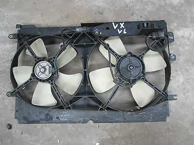 Holden Commodore Vx V6 Engine Radiator Thermo Fan Genuine